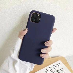 iPhone 11 Pro Max Navy Blue Case